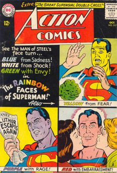 DC Action Comics No.317 - Superman