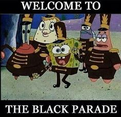Welcome to the black parade - My Criminal Romance