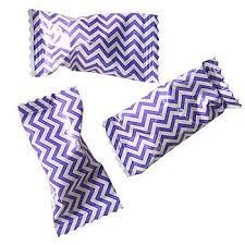 Our Purple Chevron Printed Mints will make your celebration unique and colorful. These butter mints feature white pearlescent wrappers with a chevron design. Butter Mints, Purple Candy, Purple Chevron, Creamy White, Shades Of Purple, Wedding Themes, Make It Yourself, 70th Birthday, Prints