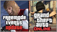GTA 5 Online Freemode Events Update DLC Hunt The Beast Update 1.29 New GTA 5 Online DLC