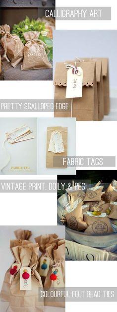 5 amazing paper bag decorations