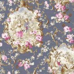 Toile de fond en tissu sur pinterest tables d 39 honneur de mariage r cep - Toile de jouy au metre ...
