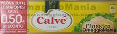 Buono sconto maionese Calvé - http://www.omaggiomania.com/buoni-sconto/buono-sconto-maionese-calve/