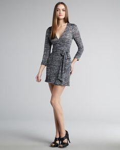 Short Wrap Dress by T Bags at Neiman Marcus.