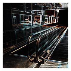 Escalator Edges