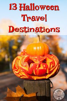 Whether you're looking for family-friendly fun or a hauntingly spooky adventure, these 13 Halloween Travel destinations will really get you into the Halloween spirit Fall Vacations, Family Vacation Destinations, Vacation Trips, Travel Destinations, Travel Activities, Holiday Activities, Spirit Halloween, Halloween Ideas, Happy Halloween