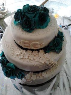 Pastel de bodas - Acqua