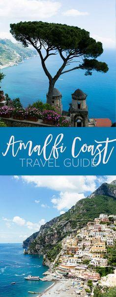 Amalfi Coast and Capri Travel Guide | A Couple Cooks  -  Pinned 8-7-2017.
