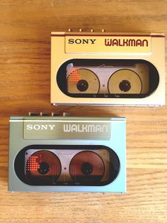 sony wm-20 & wm-10 vintage walkman cassette player from $1.0