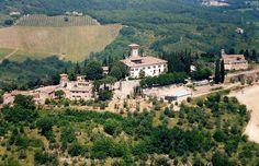 Castello di Vicchiomaggio #firenze #adsi #tuscany