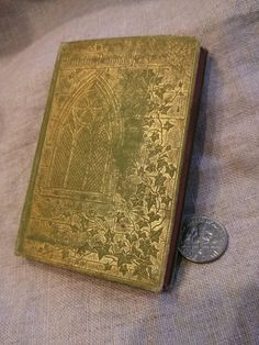Antique Miniature Book The Faithful Promiser Stunning by renew2u