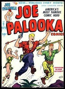 from $135.0 - Joe Palooka #Comics 9 9.0 Vfnm 1947 White Paper Hi Grade