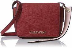 8782b9db02dc5 Calvin Klein Jeans Damen Ck Base Small Crossbody Umhängetasche 8x14x17 cm