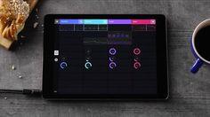 """Mit der richtigen App gelingt der eigene Song von der Komposition bis zur Live-Performance – zum Beispiel mit der kostenlosen App """"Auxy"""" im Video!"""