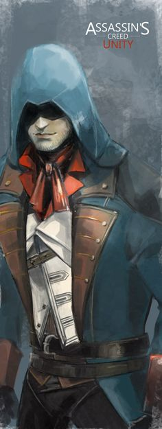 assassins creed unity by milkisall on DeviantArt Assassins Creed Series, Assassins Creed Unity, Assassins Creed Origins, Cry Of Fear, Assassin's Creed I, Connor Kenway, Arno Dorian, Pokemon, Game Art