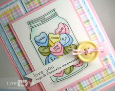 cards made with jar4candy - Google Search