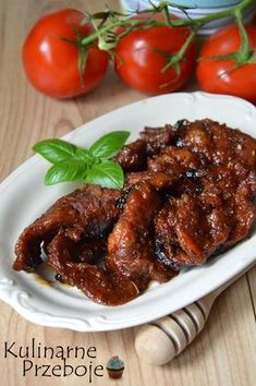 Polish Recipes, Chicken Wings, Barbecue, Sausage, Bacon, Grilling, Pork, Food And Drink, Yummy Food