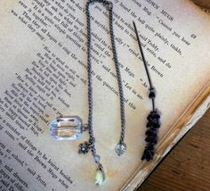 Upcycled Book Mark Bookmark Bookmarker Metal by SCWVintage on Etsy