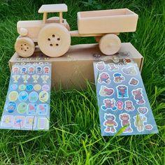Shop our range of handmade eco wooden toys at www.amhome.co.uk/shop Kids Toys Online, Uk Shop, Wooden Toys, Packing, Range, Stickers, Store, Handmade, Shopping