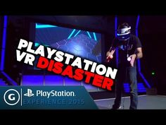 PlayStation VR Demo Disaster - PSX 2015
