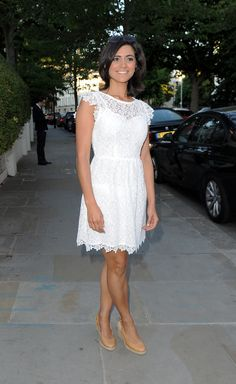 Lucy Verasamy at the itv Summer Party London (9 July, 2015)