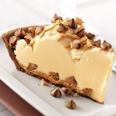 """I'll Have More"" SWIRLED™ Ice Cream Pie"