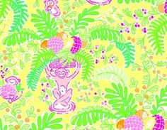 Lilly Pulitzer: Mirnada Monkey