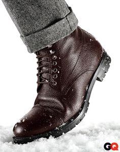 Dress boots GQ