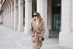 <3 Outfit: Camel Coat