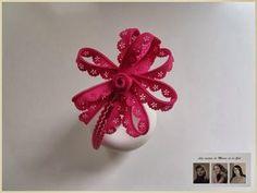 Felpa hecha a mano con cremallera rosa calada