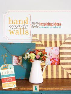Handmade Walls EBook