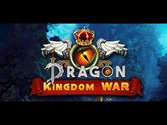 Dragon Kingdom War- Card RPG android game first look gameplay español