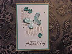 Kreativ am Deich : ...superschnelle Karten....