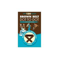 Brown Belt Dot-to-dot (Paperback)