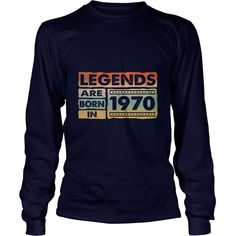 Vintage Retro Legends Born In 1970 Gift For 47 Years Old #gift #ideas #Popular #Everything #Videos #Shop #Animals #pets #Architecture #Art #Cars #motorcycles #Celebrities #DIY #crafts #Design #Education #Entertainment #Food #drink #Gardening #Geek #Hair #beauty #Health #fitness #History #Holidays #events #Home decor #Humor #Illustrations #posters #Kids #parenting #Men #Outdoors #Photography #Products #Quotes #Science #nature #Sports #Tattoos #Technology #Travel #Weddings #Women