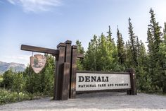 Denali National Park in Alaska  Photo: Thinkstock