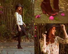 """""""Flower Child"""" by Jane Bennet 