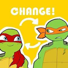 Change the masks!(〜^∇^)〜