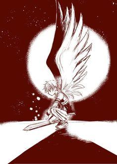 Manga Anime, Anime Guys, Anime Art, Syaoran, Cardcaptor Sakura, Miraculous Ladybug Anime, Xxxholic, Card Captor, Ange Demon