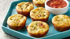 Chicken, cheese, and ranch get mixed up into mini, bite-sized pies! An easy snack or dinner.