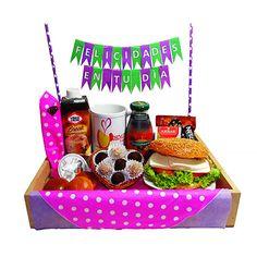 Breakfast Basket, Breakfast Tray, Birthday Breakfast, Wedding Gift Boxes, Unique Wedding Favors, Gift Hampers, Gift Baskets, Birthday Box, Birthday Gifts