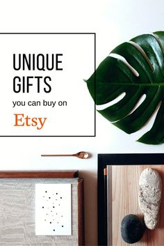 Unique Gifts You can Buy on Etsy! | Unique handmade gifts | Holiday Unique Gifts