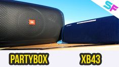 JBL PartyBox On-The-Go vs Sony SRS-XB43 Extreme Bass Test Bluetooth Speakers, Bass, Sony, Lowes, Double Bass