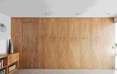 A modern flat designed by Metamoorfose Studio