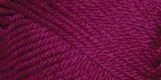 Everyday® Soft Worsted Yarn Magenta