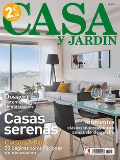 Casa y Jardin  Revista de decoración de interiores