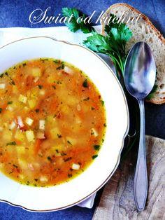 Starowiedeńska Zupa Ziemniaczana – Świat od kuchni Good Food, Ethnic Recipes, Healthy Food, Yummy Food