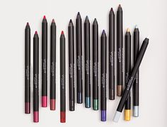 Click here to see Younique's Moodstruck Precision Pencil Set of 15 and save more than 29% off individual retail!  This boxed set includes 5 luxurious lip liners and 10 waterproof eyeliners in a full range of colors. Comes with a free Precision Pencil Sharpener.  $165.00 http://www.empoweredbymakeup.com/products/view/US-32101-03#.Vj0fVberSUk
