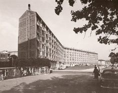 Saverio Muratori Largo Spartaco Roma 1950