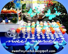candy bar, mesa dulces, mesa dulces y postres, fiesta princesas, fiesta cenicienta sweetmyruchis.blogspot.com